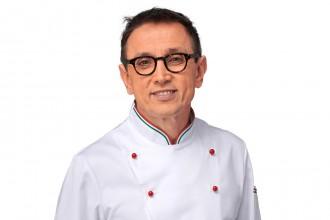 Bruno Barbieri in casa Franke