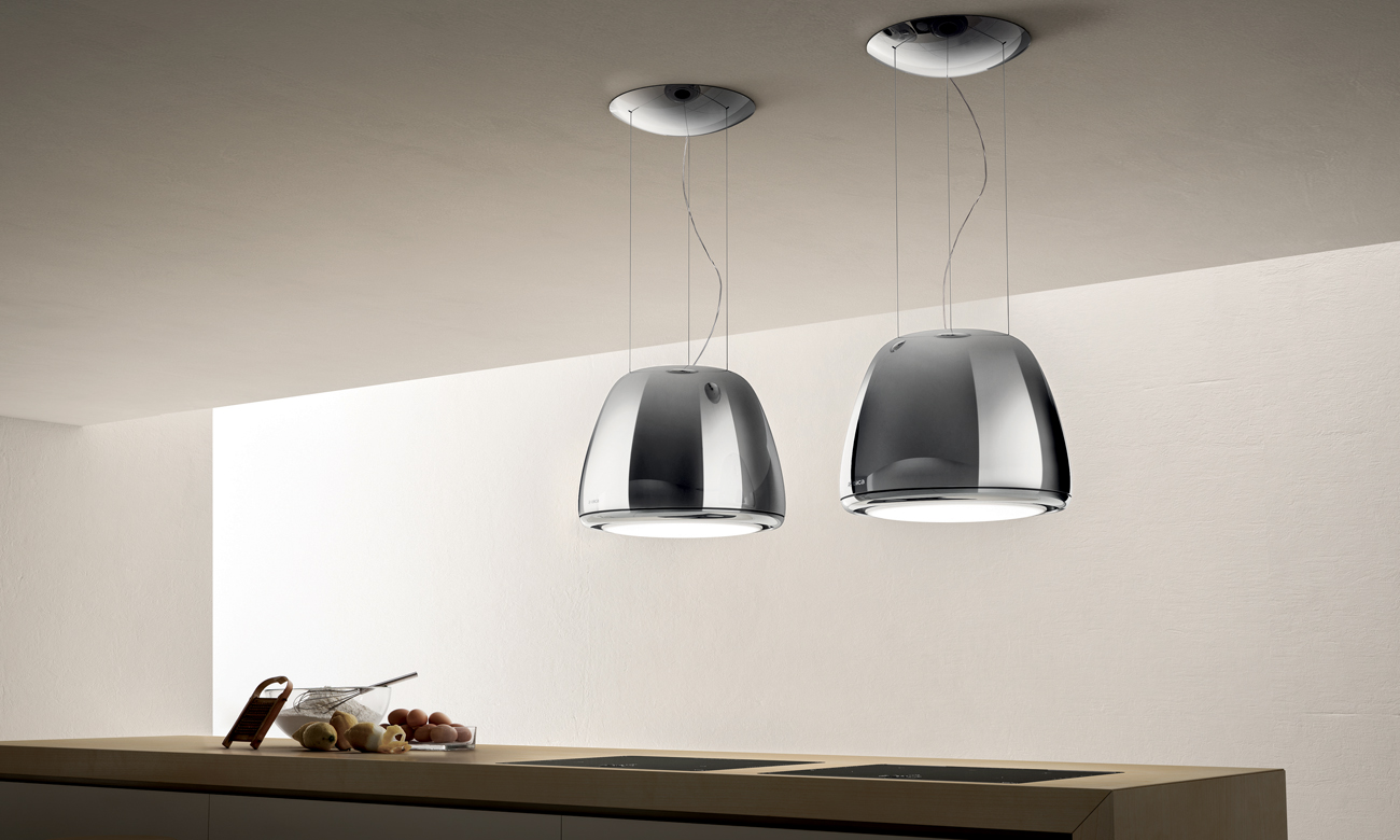 Cappe per cucina for Luci cucina design