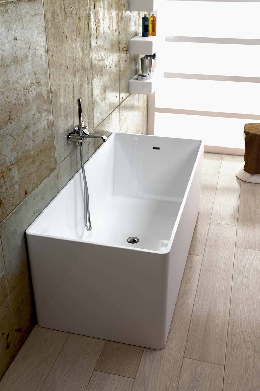 15 vasche da bagno piccole (foto) - Living Corriere
