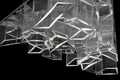 Il cristallo di ghiaccio