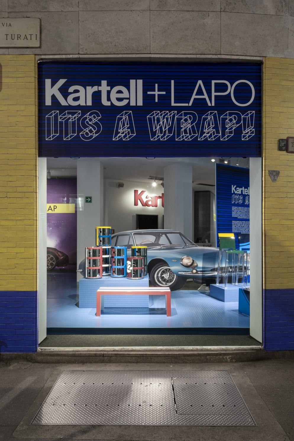 Fuorisalone 2016 - Lapo Elkann per Kartell - Living Corriere