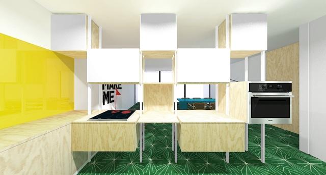 Realizzare una cucina sul terrazzo foto 1 livingcorriere - Cucina sul terrazzo ...