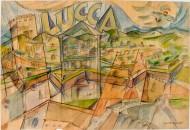 Galleria Arteelite Bonetti Uberto Lucca Aeropittura