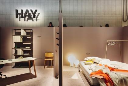 Fuorisalone 2019 brera design district for Hay design milano