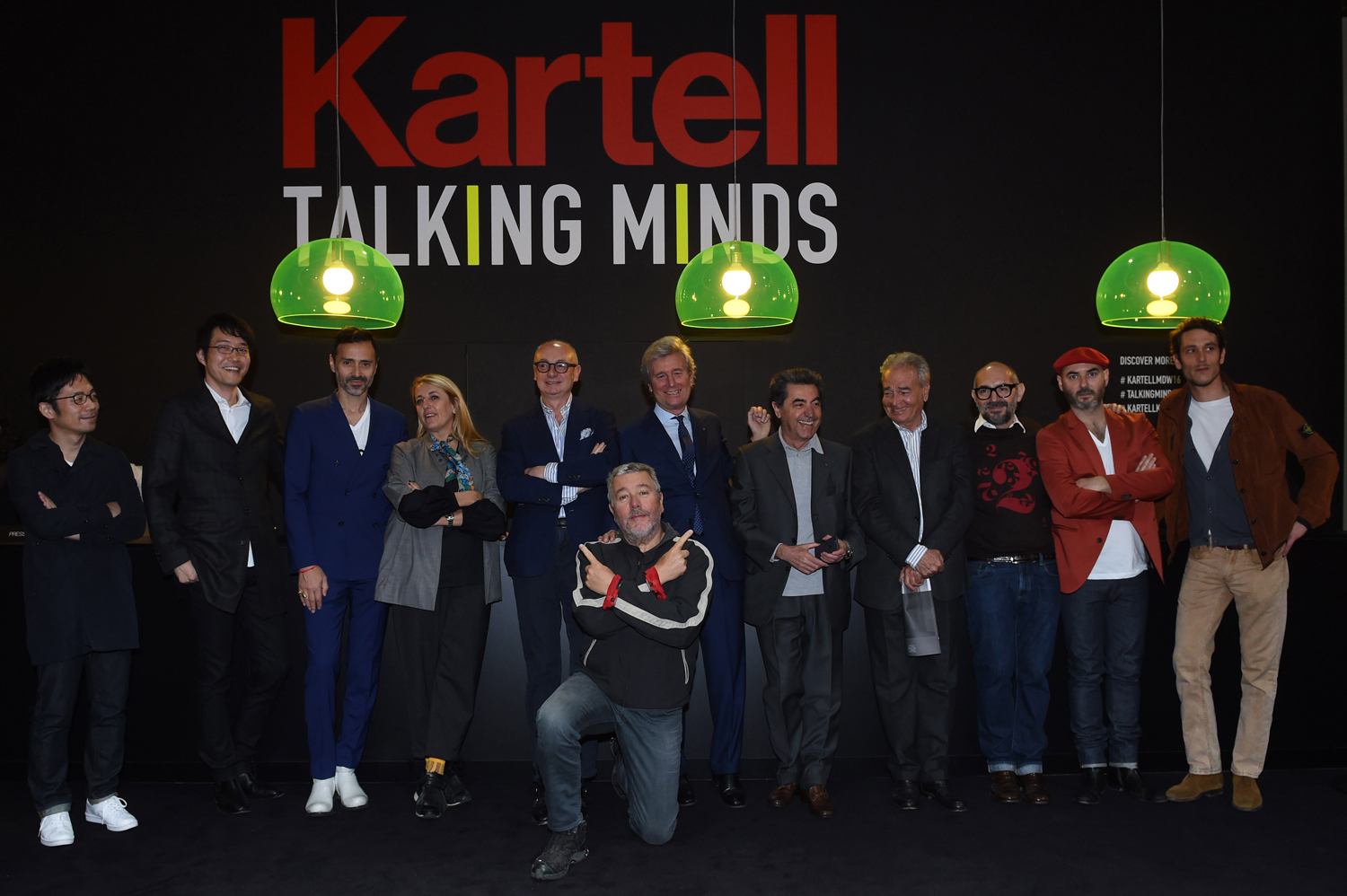 Talking Minds by Kartell