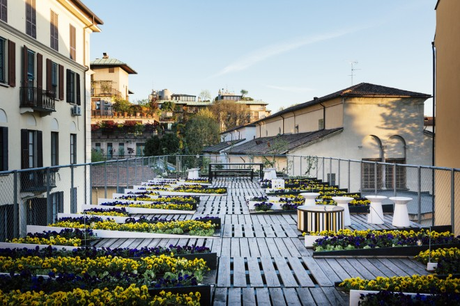 Best foto lea anouchinsky with giardini sui terrazzi for Giardini sui terrazzi