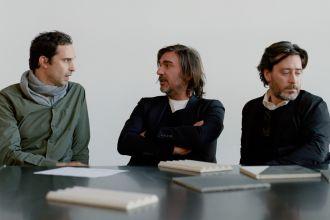 Foto Edward Barber e Pascal Grob