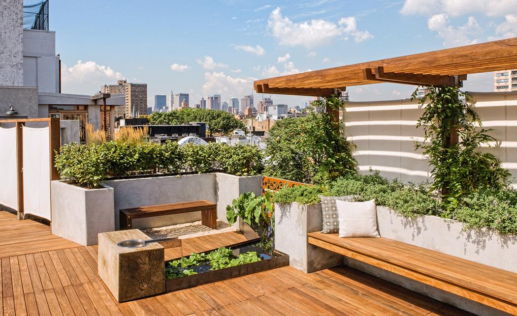 Giardini sui tetti del mondo