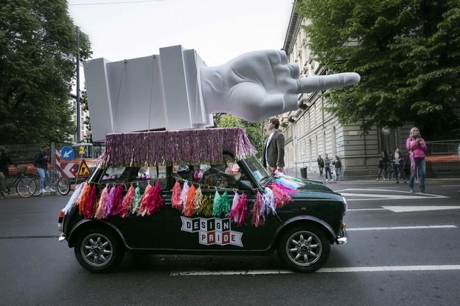 Fuorisalone 2016 seletti design pride living corriere for Design parade milano