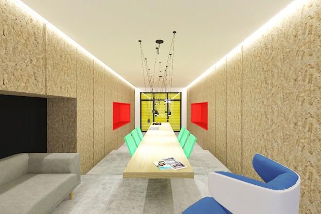 L 39 architetto risponde come trasformare il garage in una for Arredare appartamento seminterrato