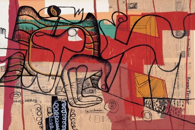 12. Le Corbusier_Je revais_1963