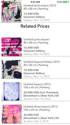 Screenshot Prices
