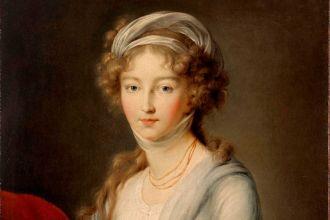 Vigée Le Brun_Alexandra