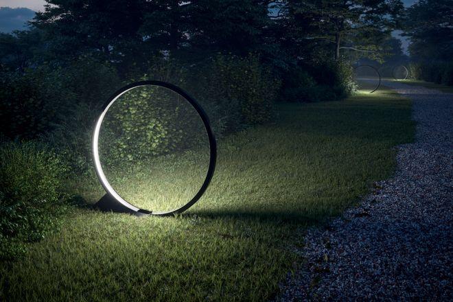 Come scegliere le lampade da giardino living corriere