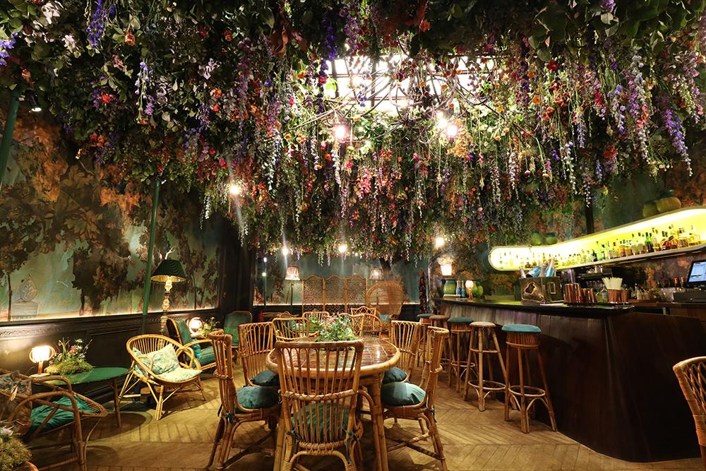 idee green, arredo giardini e mobili ecologici - living corriere - Idee Arredamento Negozio Fiori