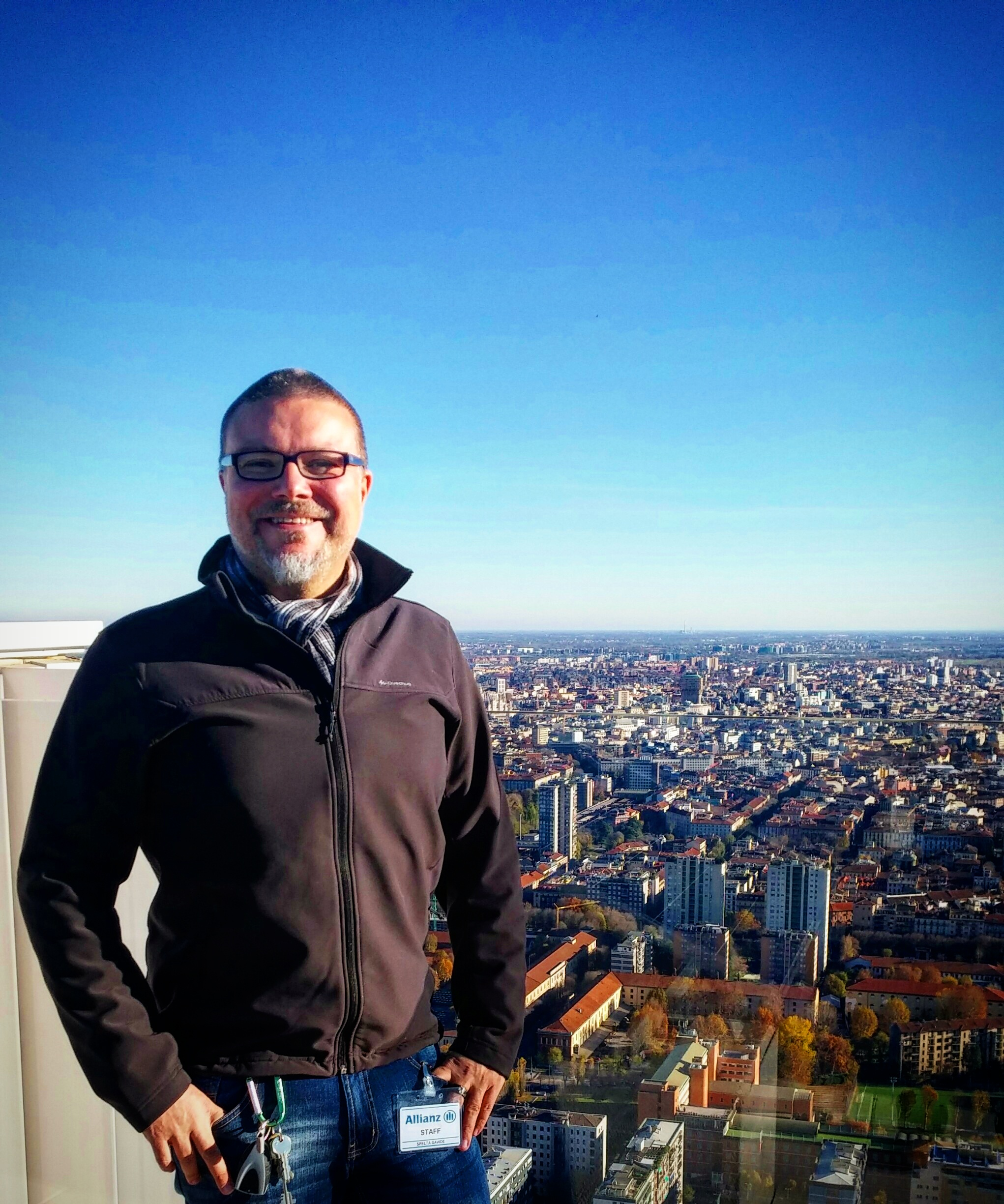 Davide Spelta - Direttore Tecnico Rigger