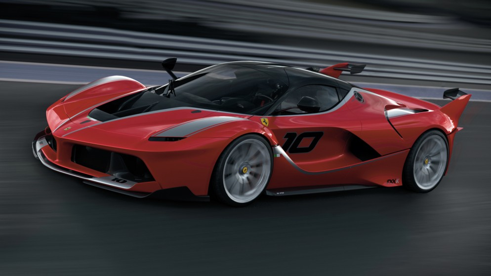Ferrari - FXX K