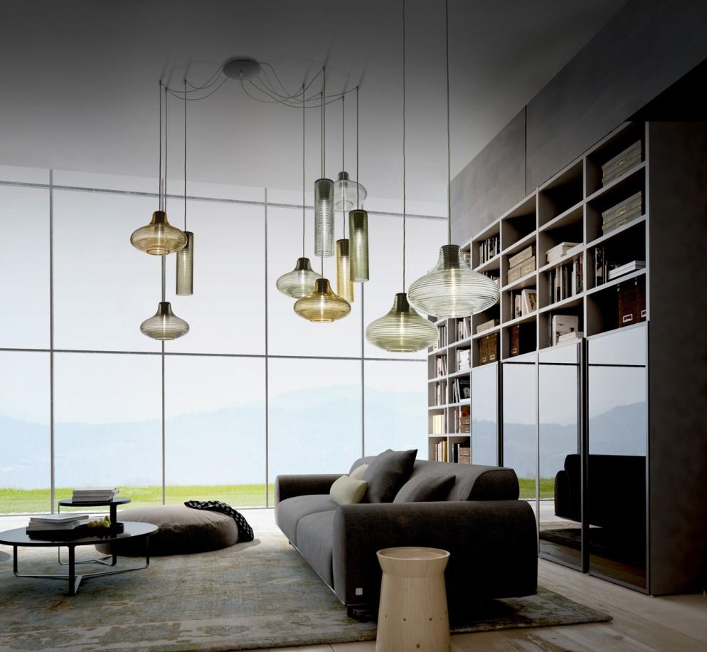30 soluzioni per illuminare il soggiorno foto 1 for Soluzioni per soggiorno