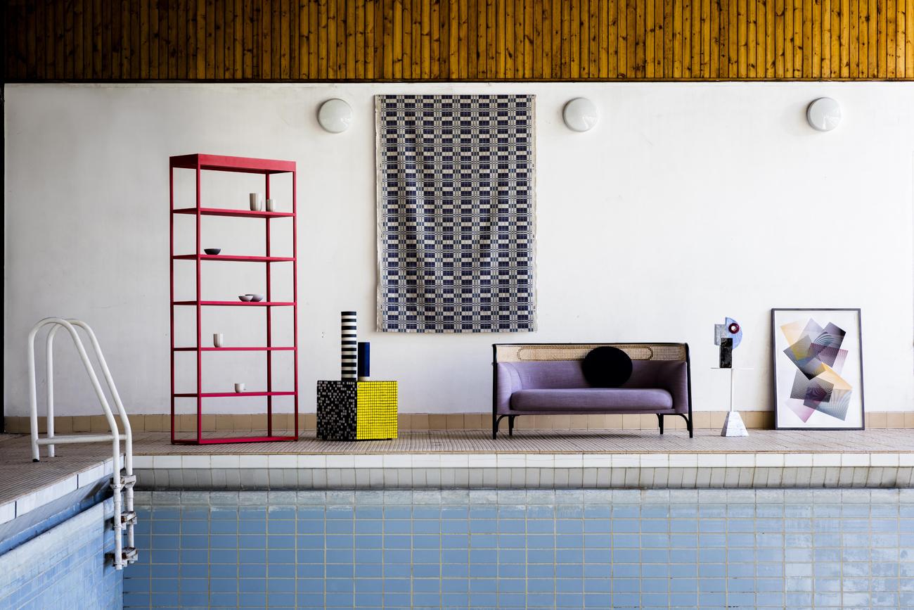 Un tuffo nel design livingcorriere for Arredamento esterni design