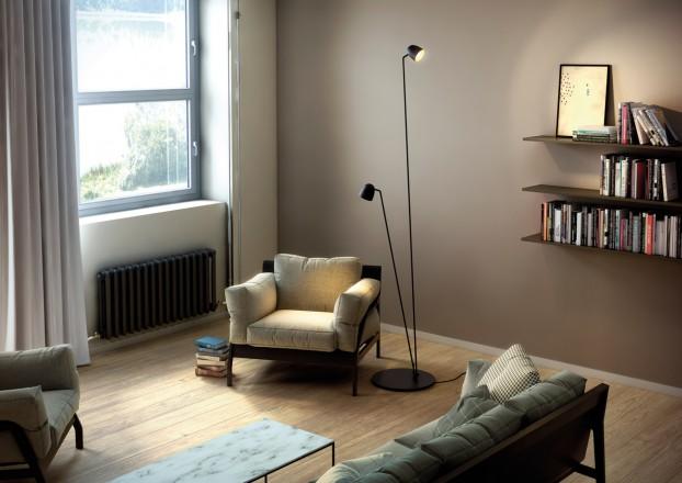 30 soluzioni per illuminare il soggiorno foto 1 - Illuminare il soggiorno ...