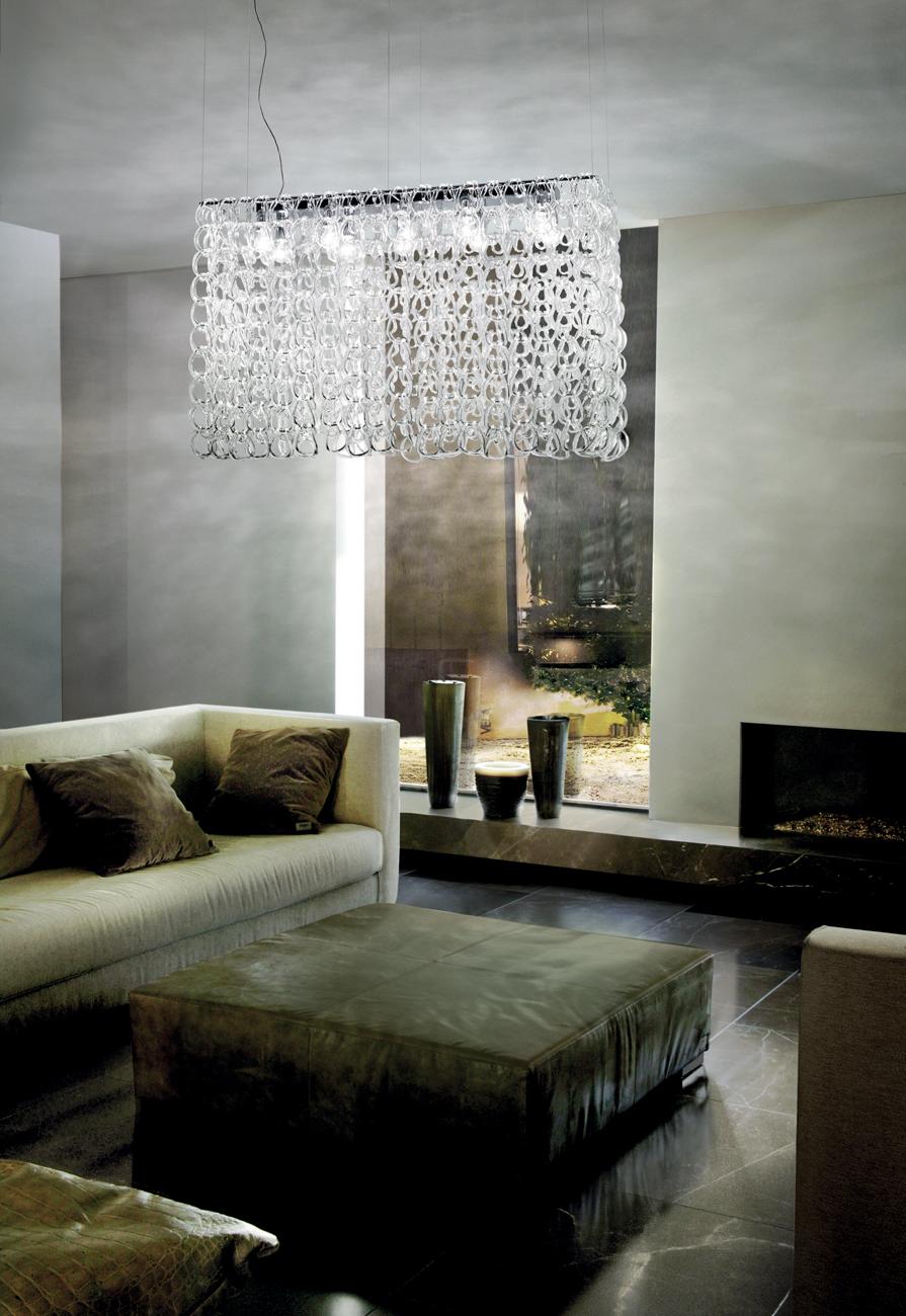 30 soluzioni per illuminare il soggiorno | Foto 1 ...