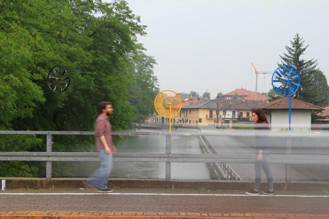 005-Raibow Wheels - Federica Pezzani e Daniele Verderio - Cassano d'Adda
