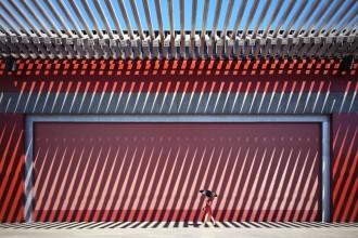 Architettura, primo posto Jian Wang (iPhone Photography Awards)