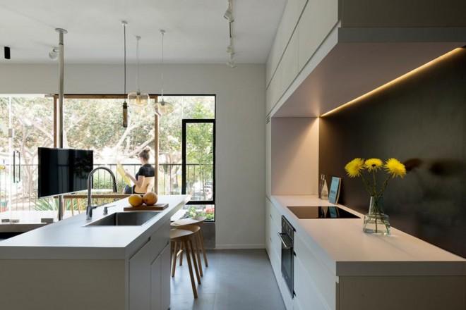 Soluzioni per l illuminazione cucina living corriere