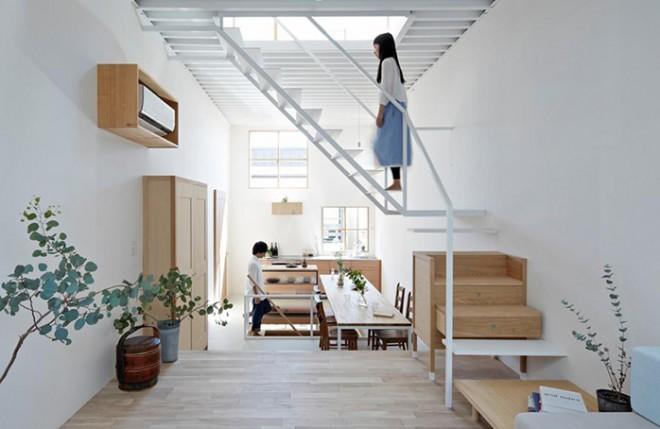 Casa in stile giapponese foto e consigli living corriere - Casa stile giapponese ...