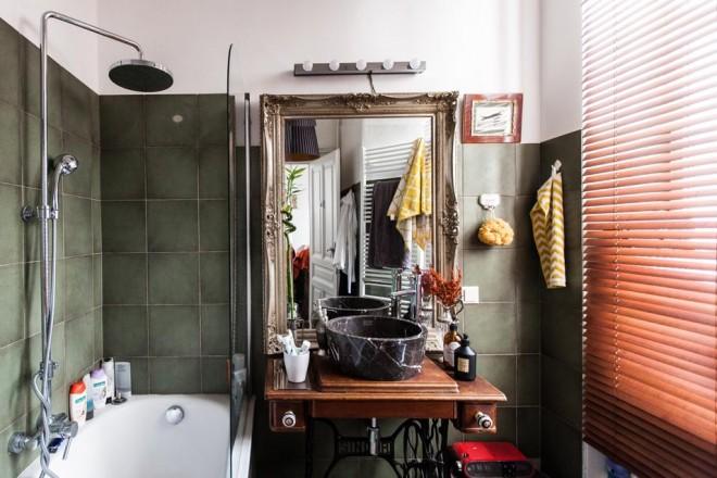15 ispirazioni per un bagno vintage - Foto 1 LivingCorriere