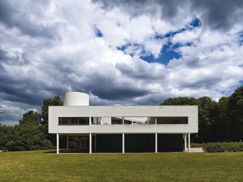 Le Corbusier patrimonio dell'Unesco - Foto