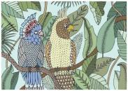 arredare-tropical-Texturae cockhatoo