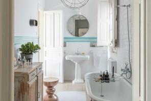 15 ispirazioni per un bagno vintage