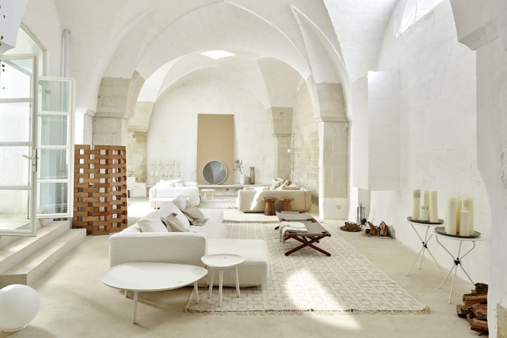 A Casa Di Ludovica E Roberto Palomba Living Corriere