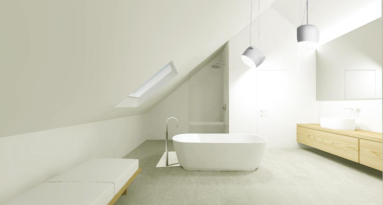 Un bagno in mansarda - Bagno in mansarda ...