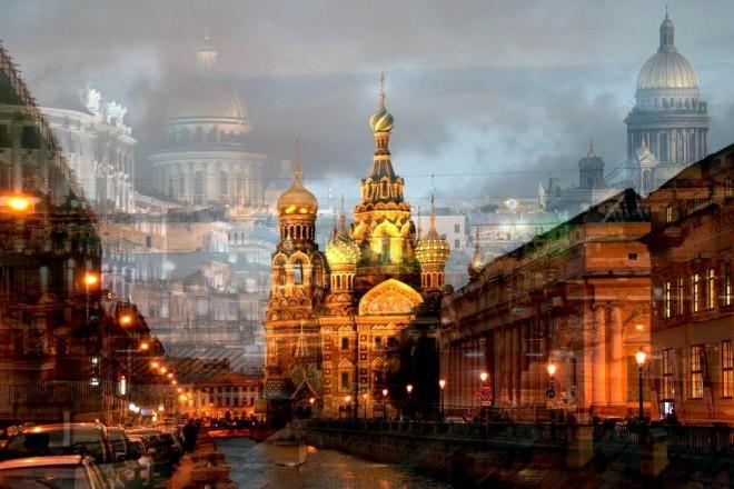 BRAMANTE San Pietroburgo cm. 150 x 225
