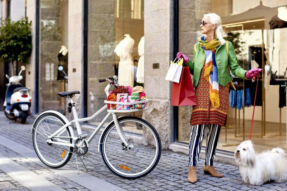 Le Foto Di Sladda La Bicicletta Fai Da Te Di Ikea Living Corriere