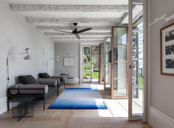 Casa Di Antonio Citterio A Portofino Foto Living Corriere
