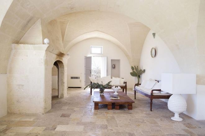 Case vacanza masseria in puglia living corriere for Gli interni delle case piu belle d italia