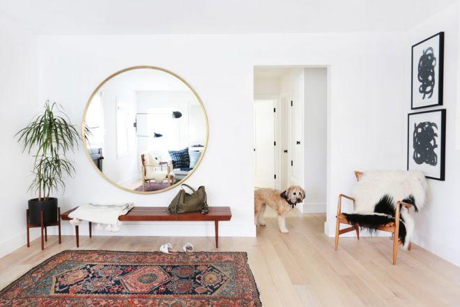 15 trucchi per far sembrare pi grande una stanza living for Decorare una stanza per bambini