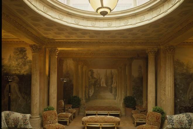 5. Renzo Mongiardino_casa Heinz_Londra_ph Massimo Listri