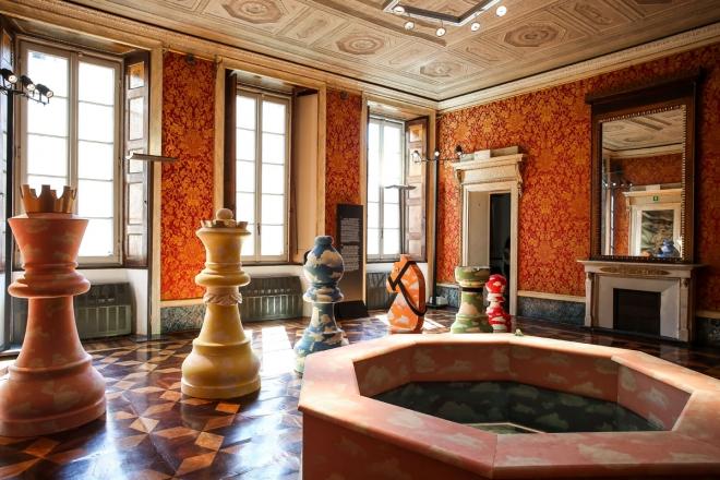 alcantara a palazzo reale di milano living corriere