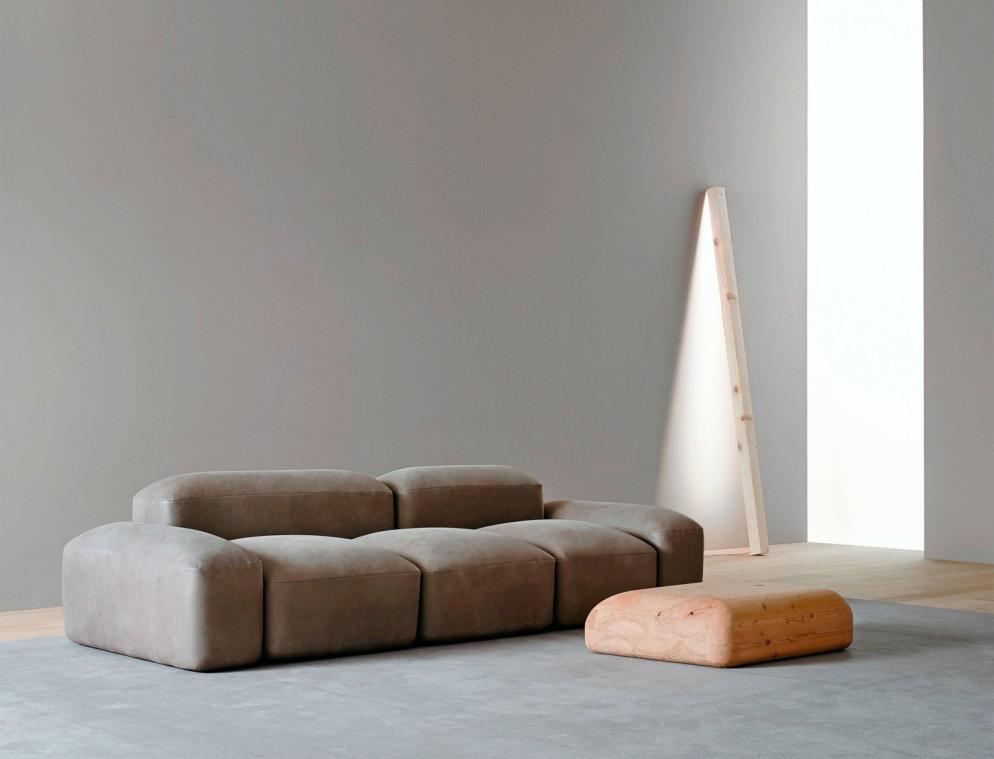 Foto 40 divani componibili (e fissi) di design - Living Corriere
