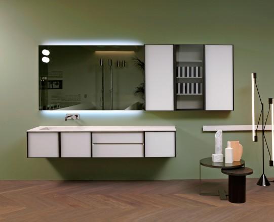 25 idee per un bagno moderno foto 1 livingcorriere - Foto bagno moderno ...