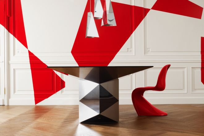 sculture di design living corriere