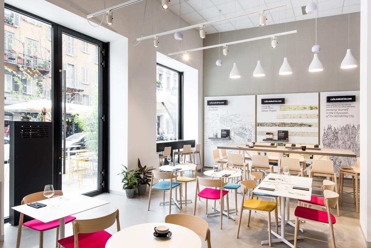 Moleskine Café Milano - Foto