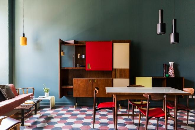 Design hotel a milano casa base living corriere for Designer a milano