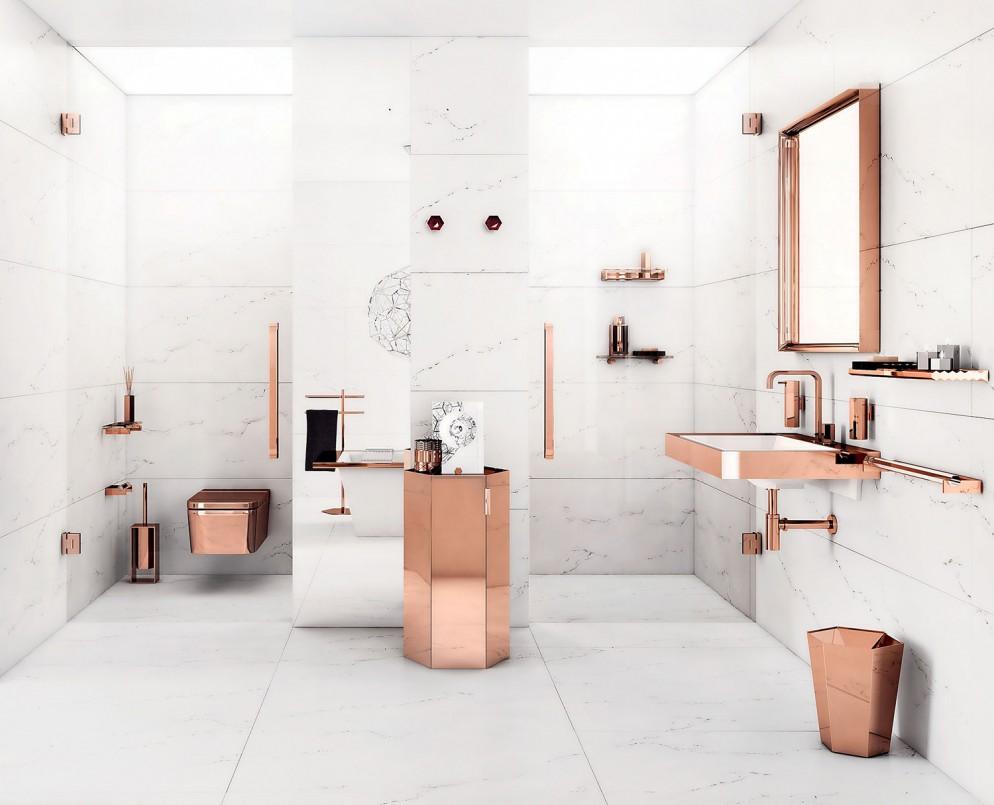 25 idee per un bagno moderno foto 1 livingcorriere for Regia arredo bagno