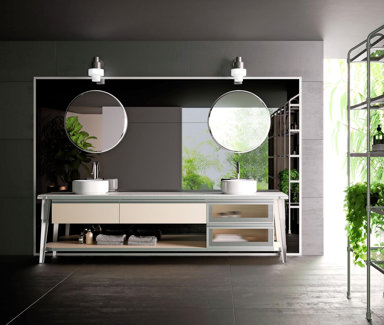 Bagni moderni 25 idee per un bagno moderno livingcorriere for Arredi bagno roma