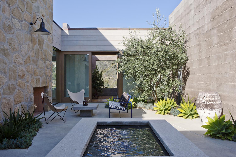 Casa vacanze in california foto living corriere for Case di campagna moderne